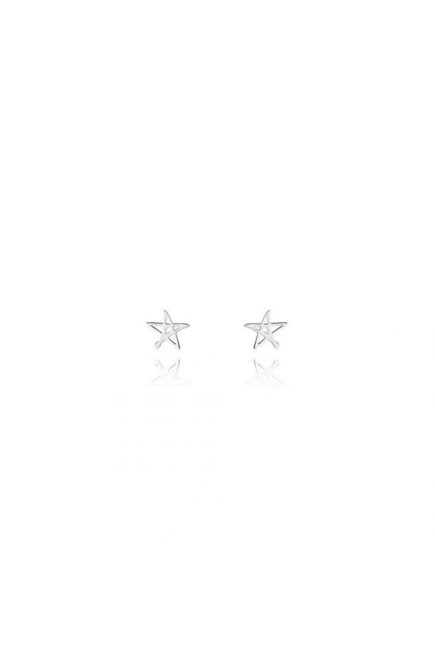 Picture of Joma Jewellery Lora Star Stud Earrings