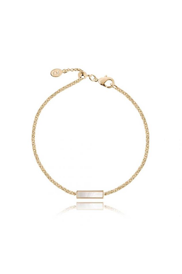Picture of Joma Jewellery Shona Shell Bar Bracelet