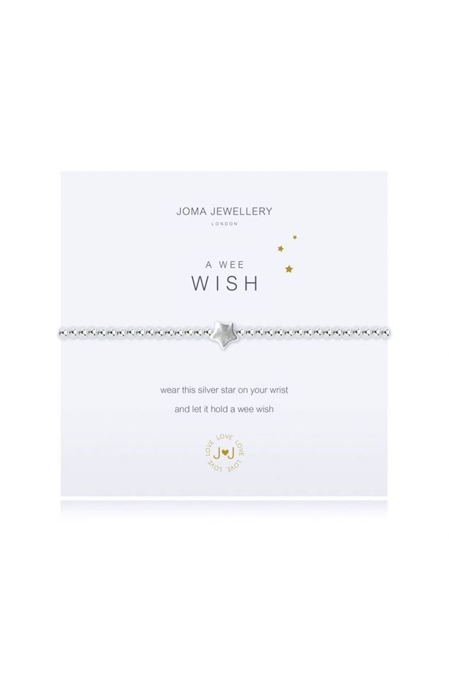 Picture of Joma Jewellery A Wee Wish Bracelet
