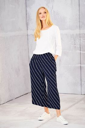Picture of Adini Banhini Print Emily Trousers
