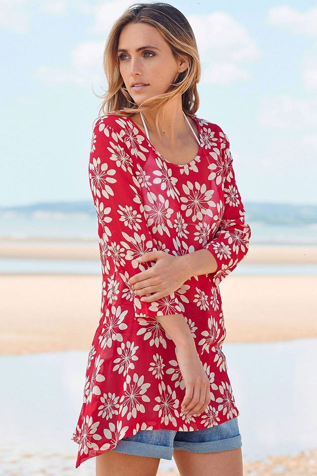Picture of Adini Grass Lily Tunic