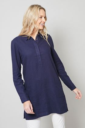 Picture of Lily and Me Linen Tunic
