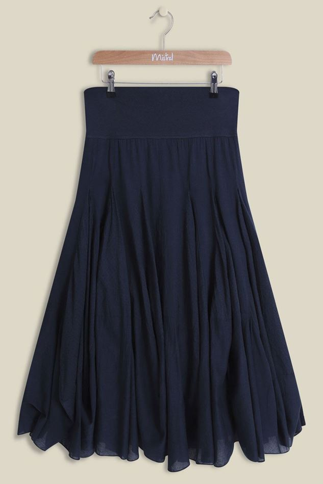 Picture of Mistral Airy Fairy Dobby Skirt