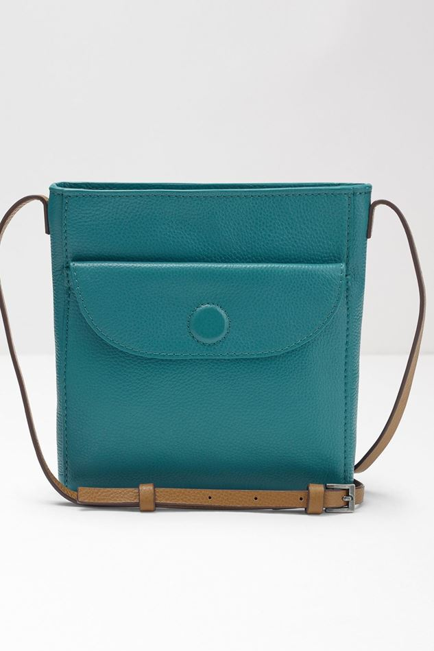 Picture of Mimi Leather Crossbody Bag