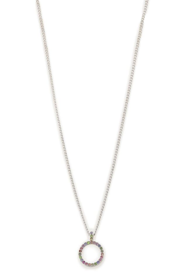 Picture of Pilgrim Odette Silver Plated Necklace
