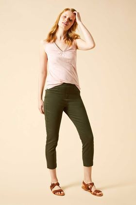 Picture of White Stuff Jade Jegging Crops