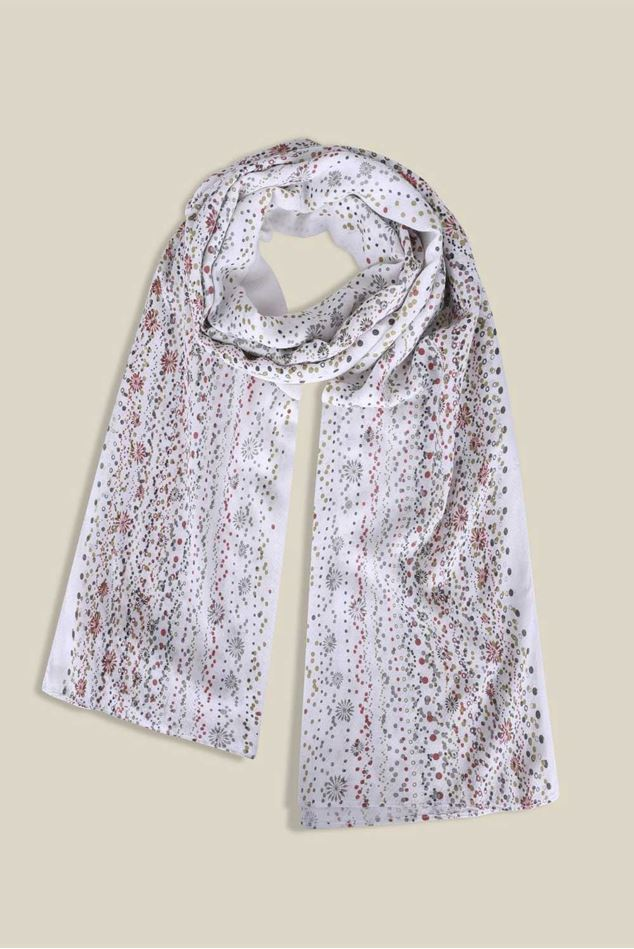 Picture of Mistral Dotted Edge Scarf