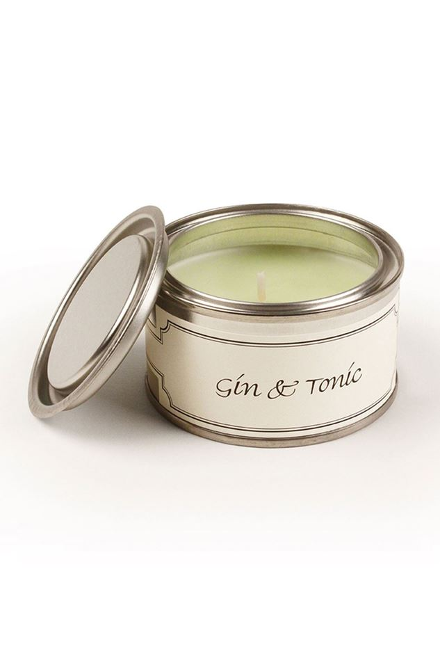 Picture of Pintail Gin and Tonic Paint Pot Candle