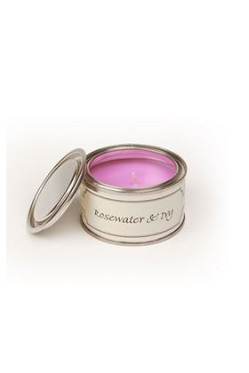 Picture of Pintail Rosewater and Ivy Paint Pot Candle