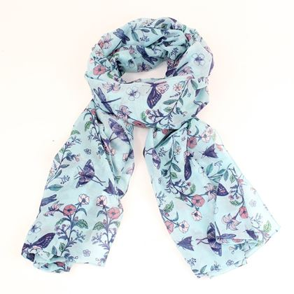 Picture of F&J Collection Mazarine Scarf