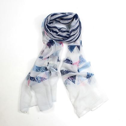 Picture of F&J Collection Nicole Scarf