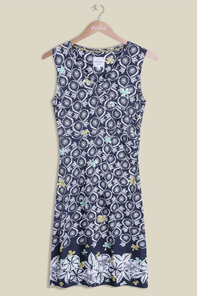 Picture of Mistral Figgy Fern Dress