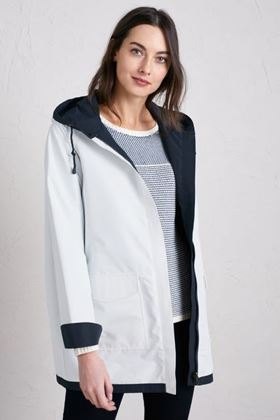 Picture of Seasalt Reversible Raincoat