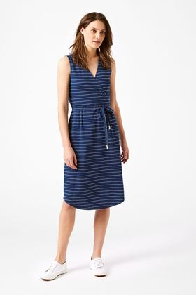Picture of White Stuff Avery Stripe Dress