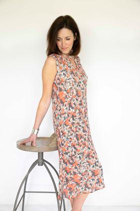 Picture of Adini Amboseli Print Amboseli Dress