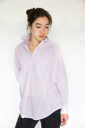 Picture of French Connection Laselle Poplin Over Shirt