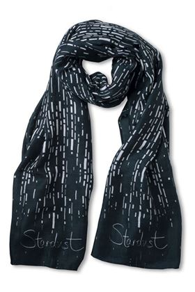 Picture of Katie Loxton Sentiment Scarf - Stardust