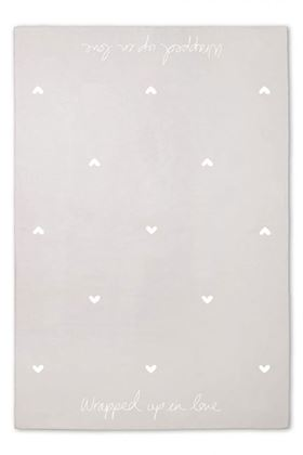 Picture of Katie Loxton Home Blanket - Wrapped Up In Love