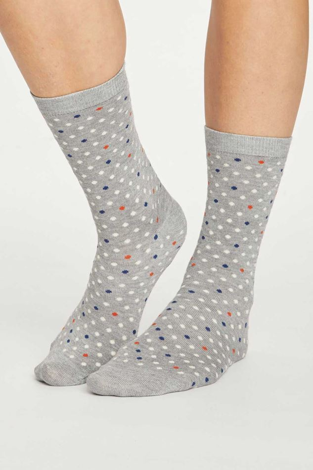 Picture of Thought Spotty Bamboo Socks