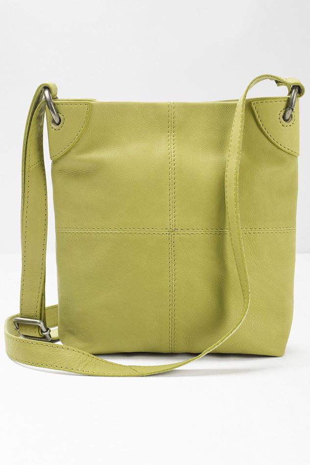 Picture of White Stuff Blake Leather Crossbody Bag
