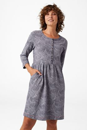 Picture of White Stuff Stitch Line Dress