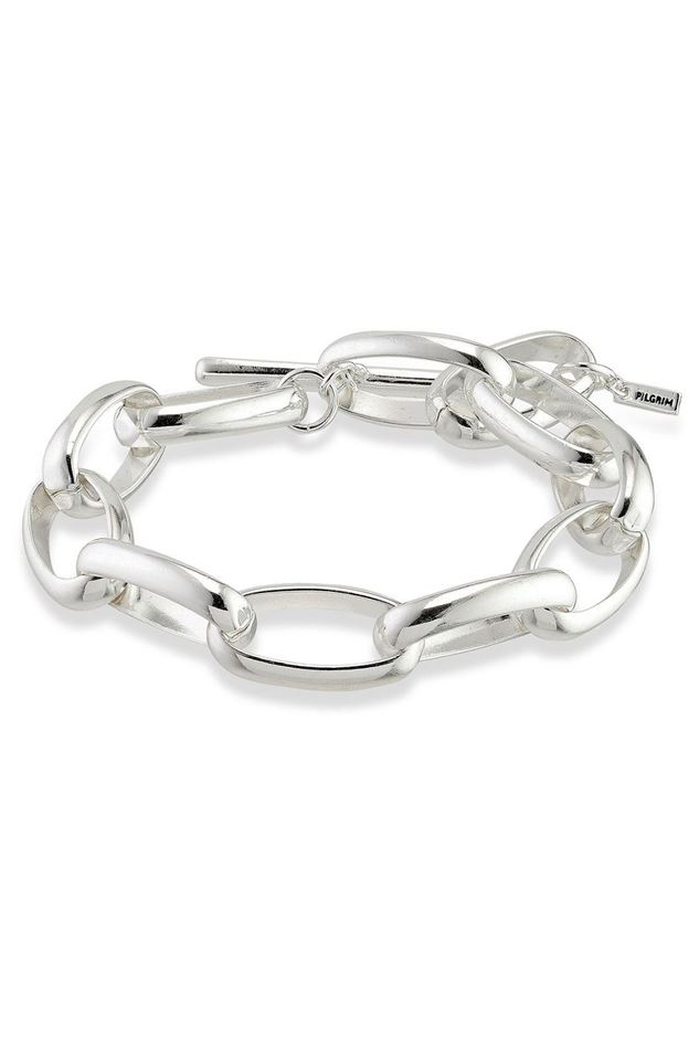 Picture of Pilgrim Ran Silver Plated Bracelet