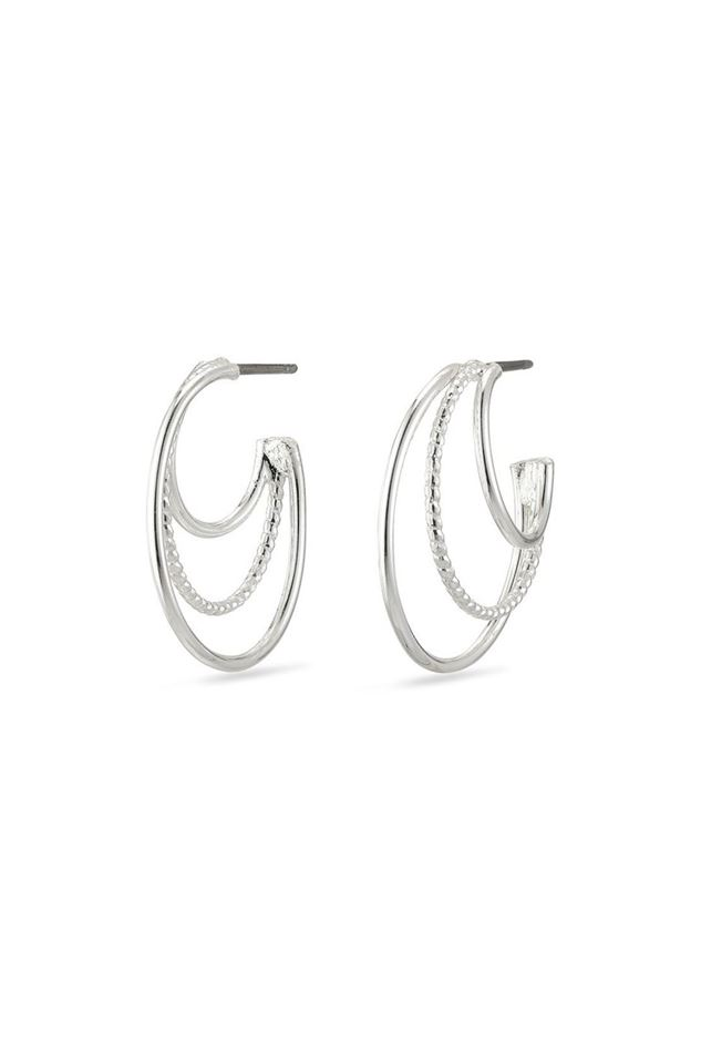 Picture of Pilgrim Freya Silver Plated Earrings