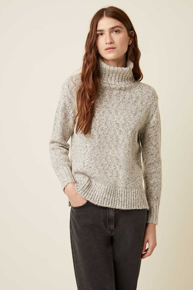 Picture of Great Plains Lys Knit High Neck Jumper