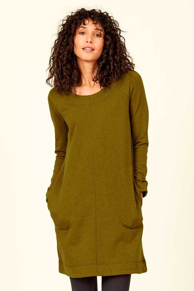 Picture of Nomads Organic Cotton Terry Tunic Dress