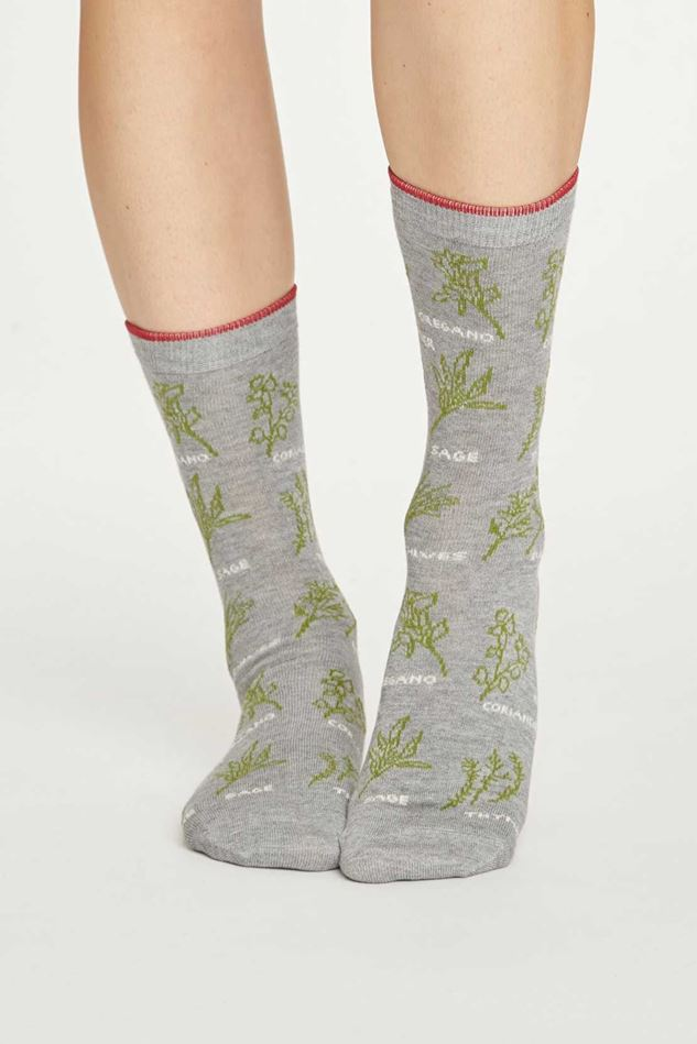 Picture of Thought Herby Bamboo Socks