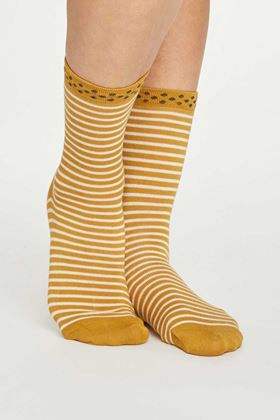 Picture of Thought Hedda Stripe Bamboo Socks