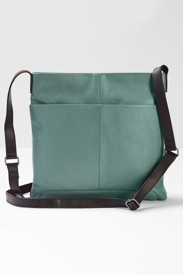 Picture of White Stuff Issy Leather Crossbody Bag