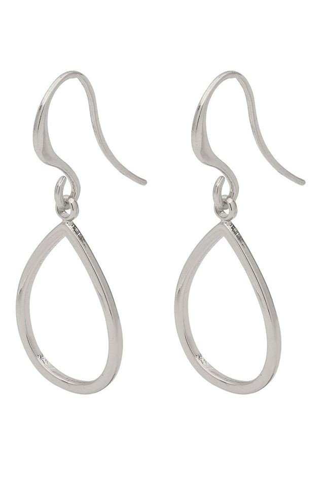 Picture of Pilgrim Roxy Silver Plated Earrings