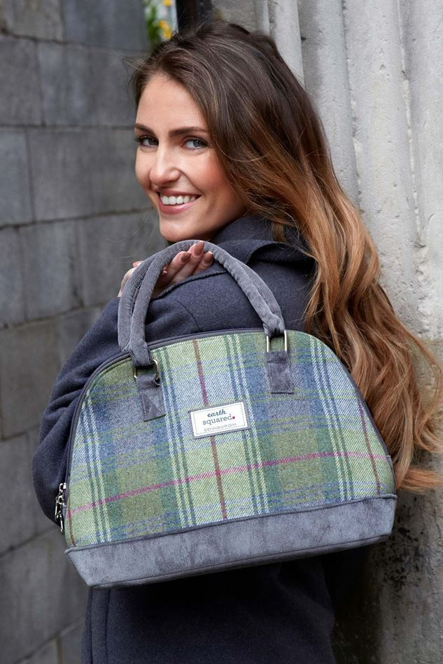 Picture of Earth Squared Tweed Bowling Bag