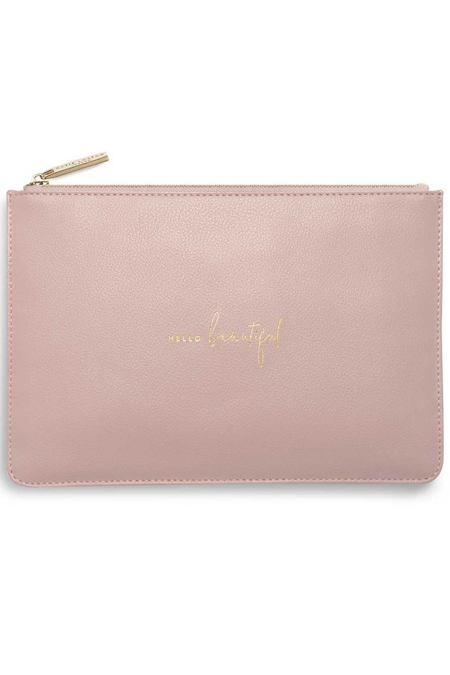 Picture of Katie Loxton Perfect Pouch - Hello Beautiful
