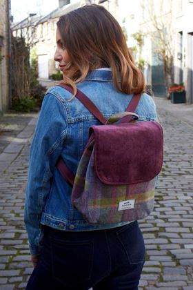Picture of Earth Squared Tweed Backpack