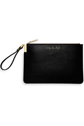 Picture of Katie Loxton Secret Message Pouch - Always Shine Bright/You Are One In A Million