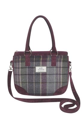 Picture of Earth Squared Tweed Saskia Bag