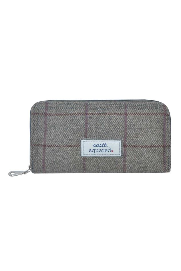 Picture of Earth Squared Heritage Tweed Wallet