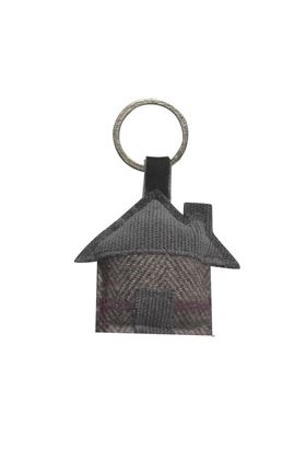 Picture of Earth Squared Heritage Tweed House Keyring
