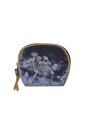 Picture of Earth Squared Velvet Amy Purse