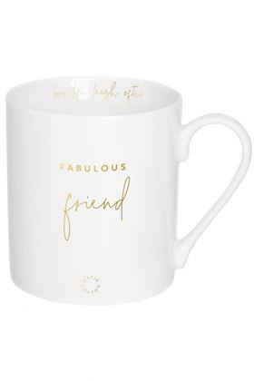 Picture of Katie Loxton Porcelain Mug - Fabulous Friend