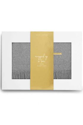 Picture of Katie Loxton Wrapped Up In Love Boxed Scarf - Plain