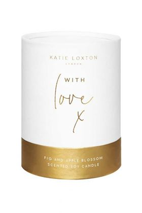 Picture of Katie Loxton - With Love Candle