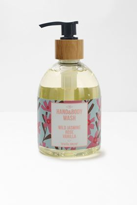 Picture of White Stuff Wild Jasmine Hand and Body Wash
