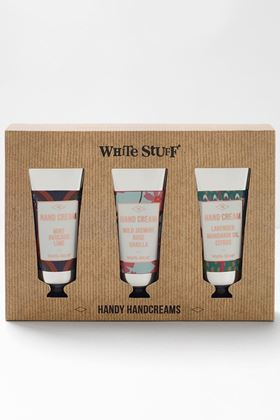 Picture of White Stuff Hand Cream Trio