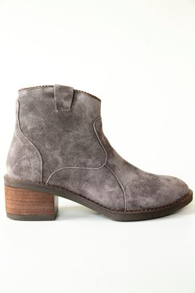 Picture of Alpe Suede Ankle Boots