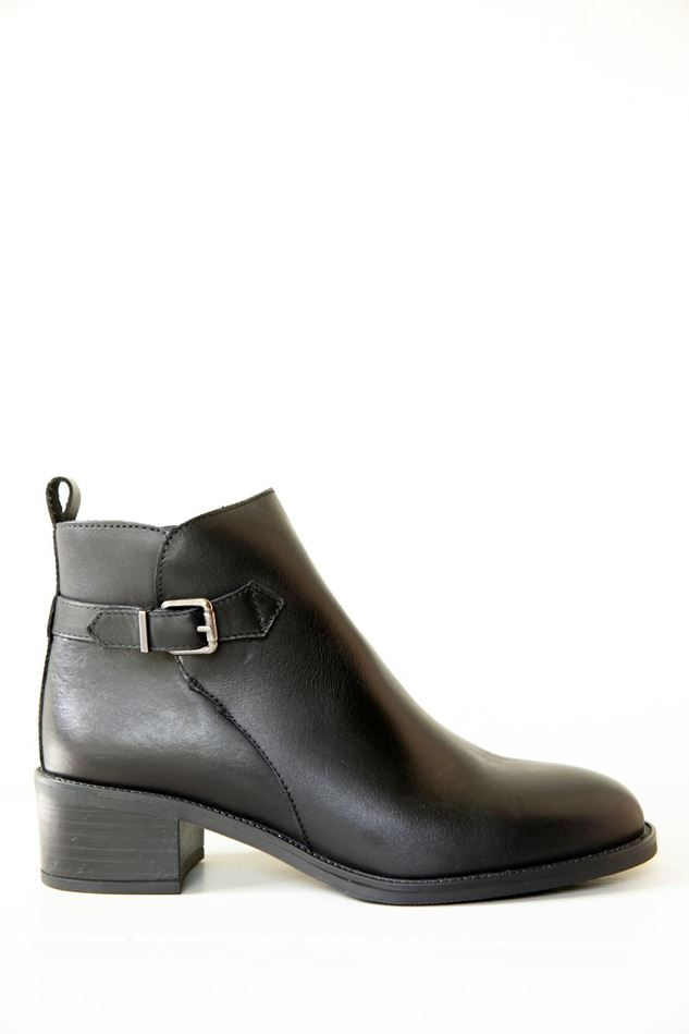 Picture of Alpe Leather Ankle Boots