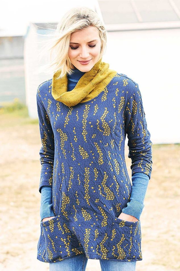 Picture of Adini Rock Weave Anja Tunic