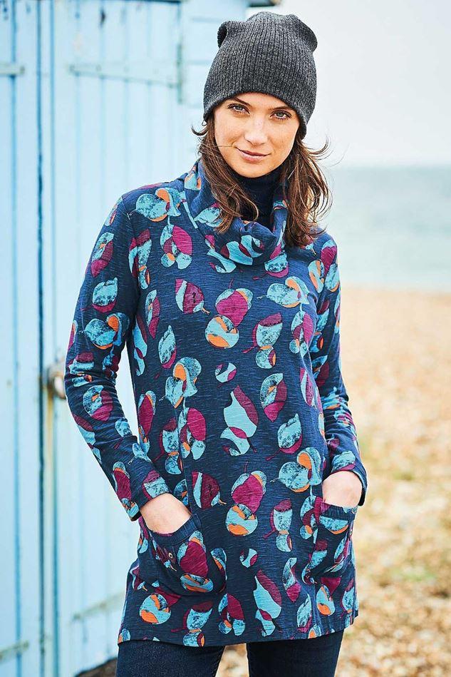Picture of Adini Morello Print Morello Tunic